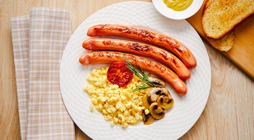Легкие рецепты на завтрак