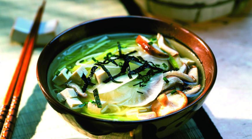 Мисо суп рецепт пошаговый