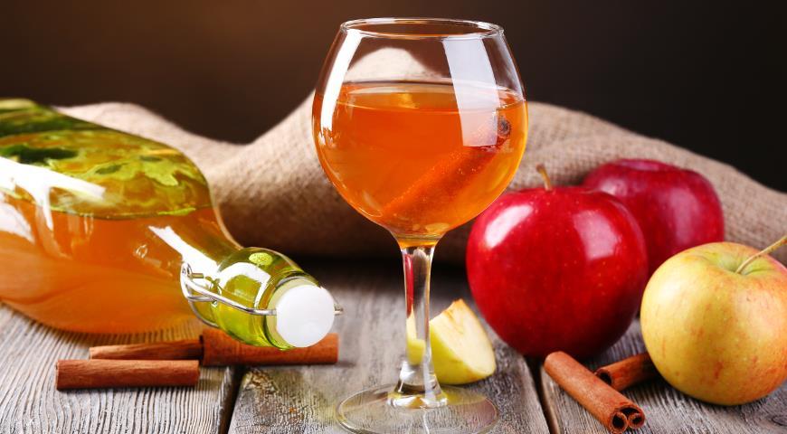 Вино рецепт из яблок