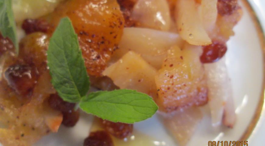 Рецепты из репы пошагового приготовления