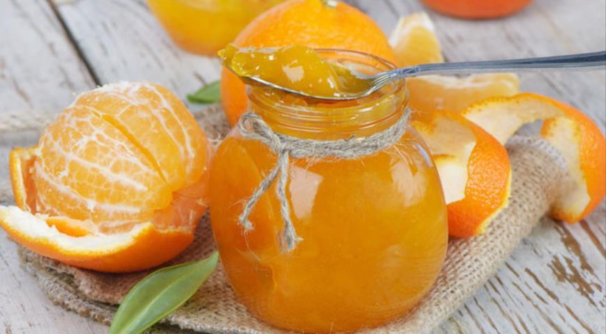желе из мандарин рецепты