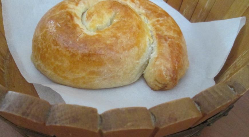 Как приготовить вертуту – национальный молдавский пирог.