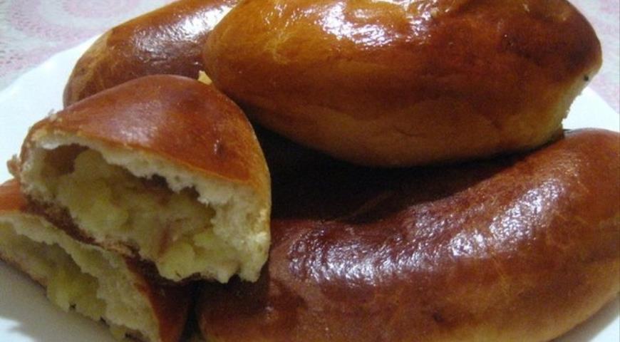 Беляши рецепт пошаговый с картошкой
