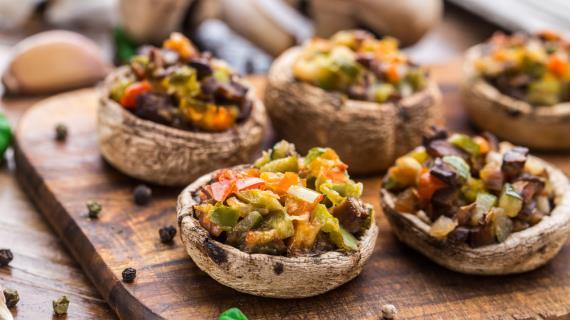 Грибы. Блюда из грибов