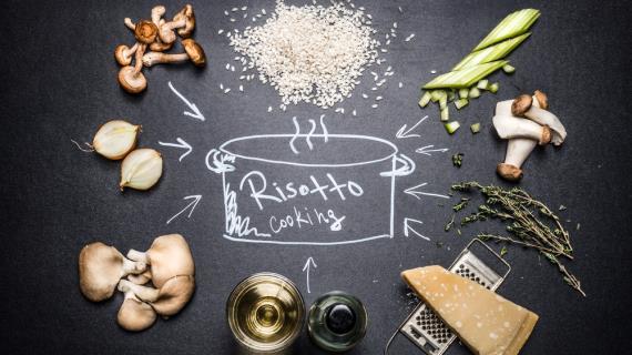 сухие грибы лисички рецепты приготовления