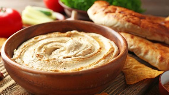 Хумус, рецепты