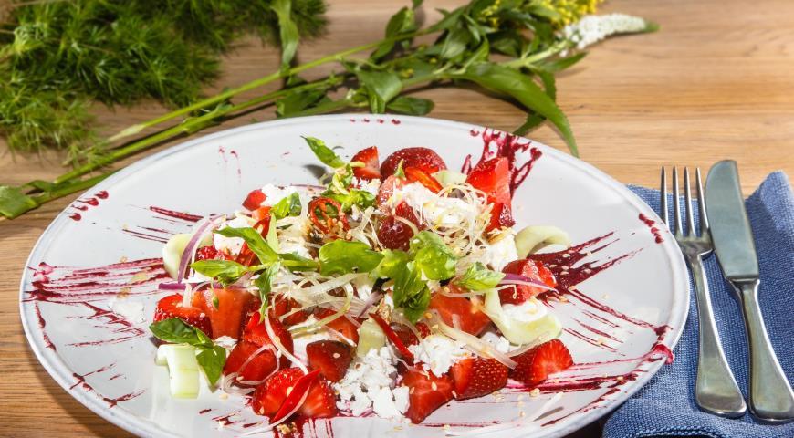 лучшие салаты с фото от шеф-поваров