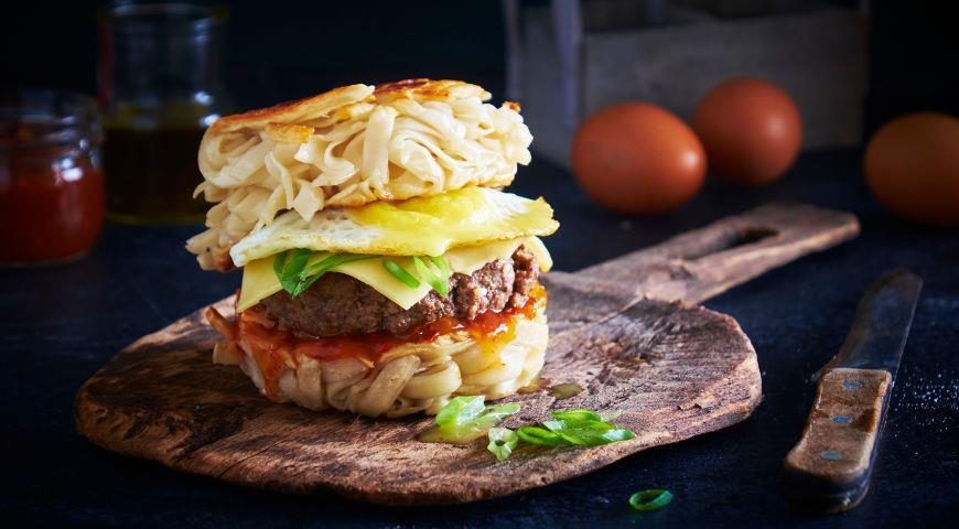 Гамбургер Рамен