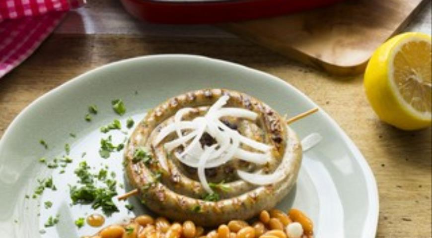 Приготовить жаркое в духовке с говядиной и грибами