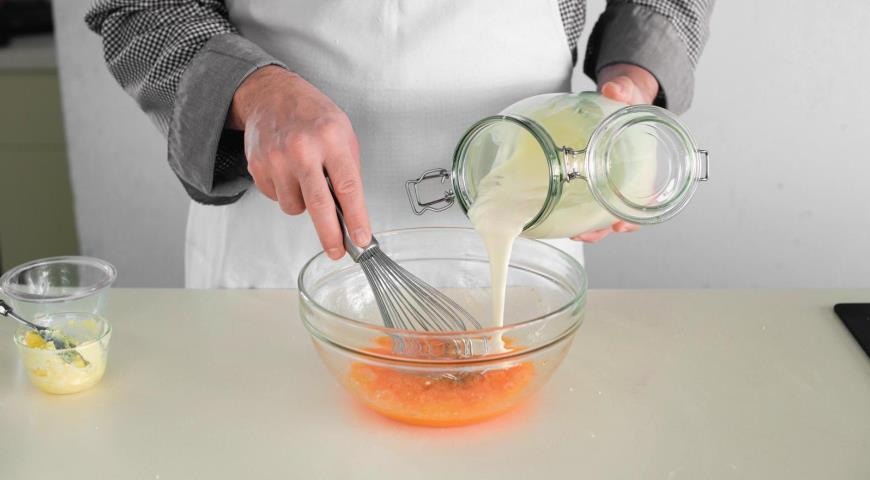 Блины на кислом молоке, пошаговый рецепт с фото