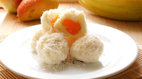 Творожные шарики рецепт классический пошаговый рецепт с