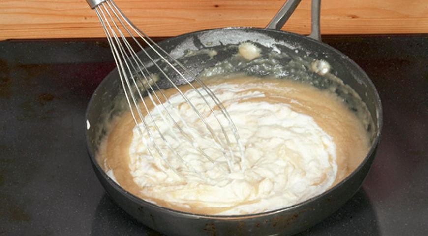 Телятина, запеченная со сладким перцем, пошаговый рецепт с фото