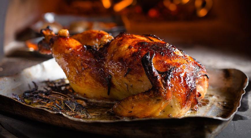 Сочная курица, пошаговый рецепт с фото