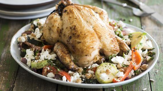 Что приготовить нового из курицы