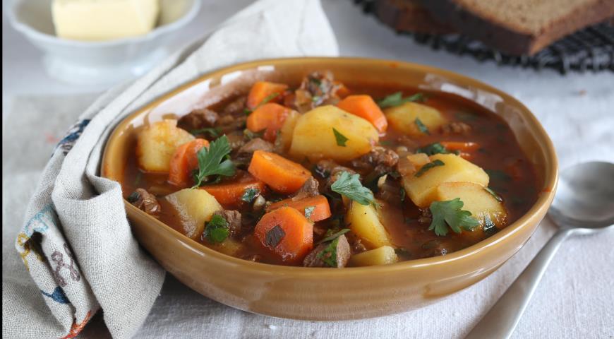 Суп на пиве рецепт пошагово
