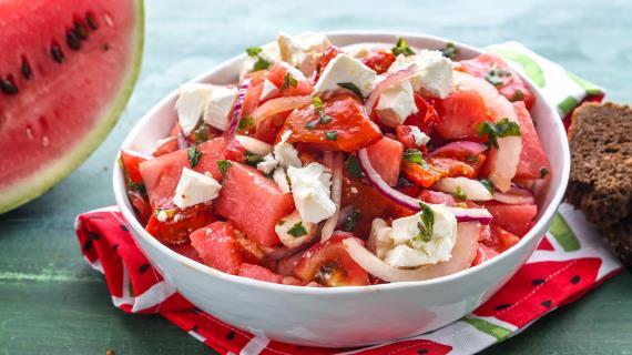 салат из свинины и сыра рецепт