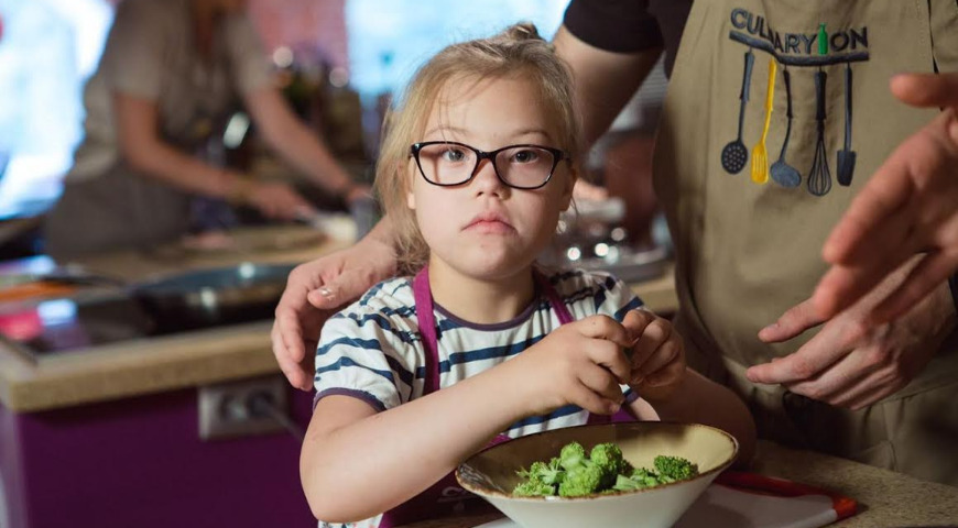 Кулинарный мастер-класс — главное мероприятие дня