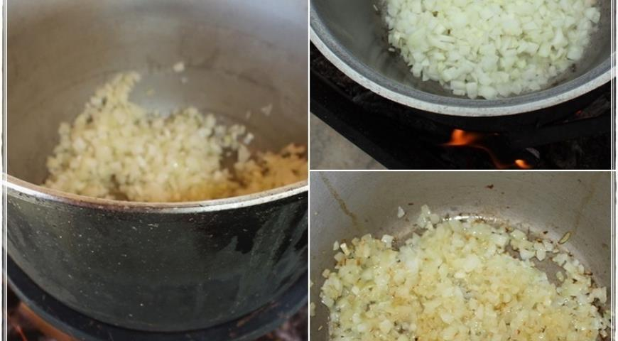 Харчо, суп от Тамары Платоновны Сулаквелидзе. Шаг 15