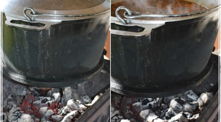 Харчо, суп от Тамары Платоновны Сулаквелидзе. Шаг 34