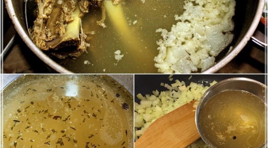 Харчо, суп от Тамары Платоновны Сулаквелидзе. Шаг 16