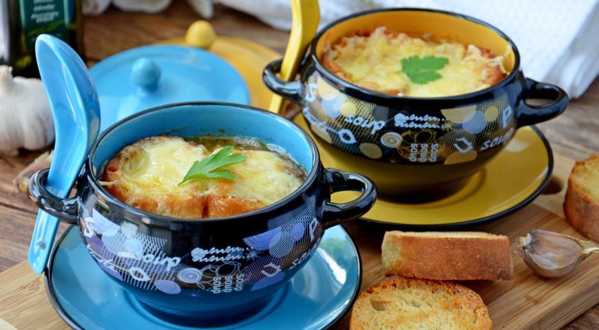 луковый суп для диеты рецепт с фото