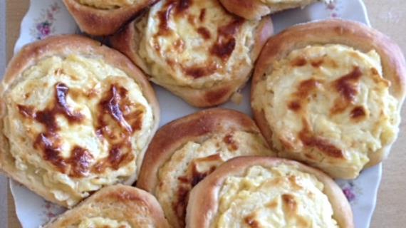Творожная начинка для печенья рецепт