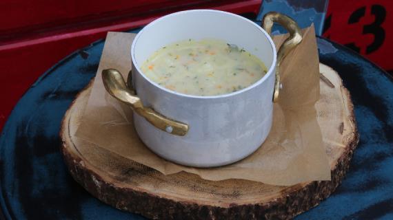 сырный суп пить кофе рецепт