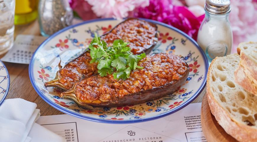 баклажаны говядина рецепт с фото рагу