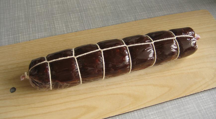 Торт «Колбаска» от Елены Бон. Шаг 11