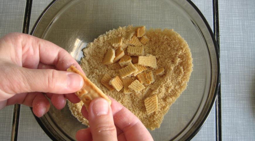 Торт «Колбаска» от Елены Бон. Шаг 4