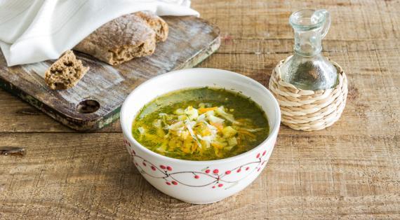 рецепты супов из кислой капусты