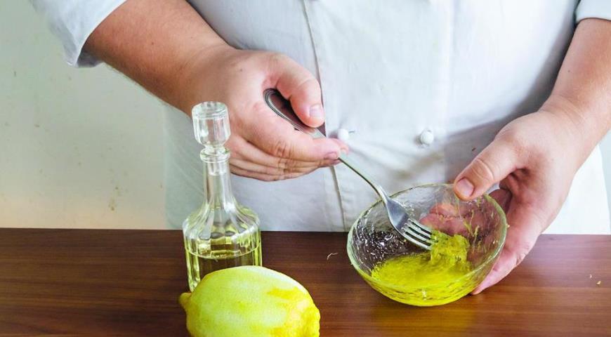 Салат изморепродуктов , пошаговый рецепт с фото