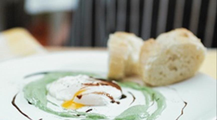 Яйцо пашот пошаговый рецепт