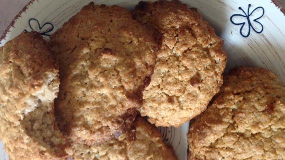 Слоеные печеньеы с фото
