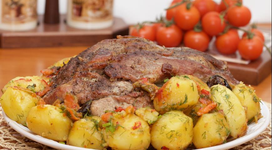 Блюда из картофеля рецепты с фото без мяса