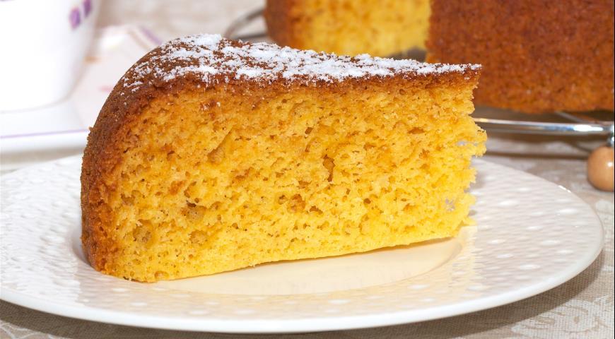 рецепт кукурузный кекс