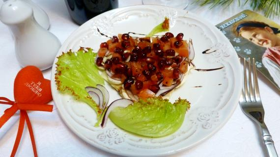 Карпаччо рецепт с фото пошагово