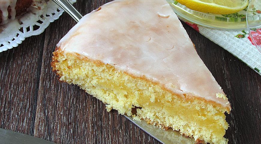 Лимонный кекс в духовке рецепт пошаговый рецепт