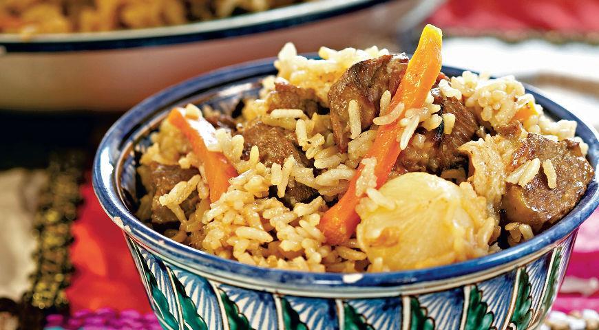 рецепт приготовления узбекского плова рецепт с фото