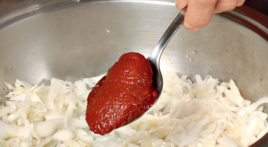 Щи из кислой капусты, пошаговый рецепт с фото