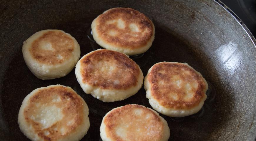 Сырники из творога рецепты с манкой
