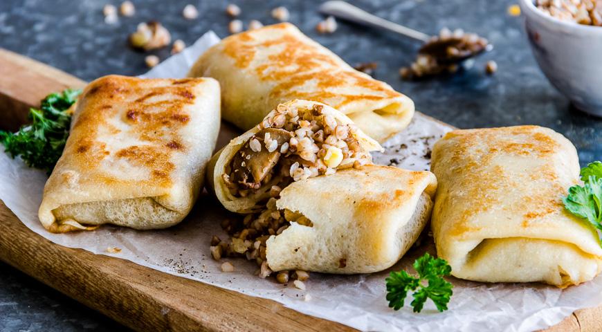 Постное блюдо с пошаговым приготовлением и 49