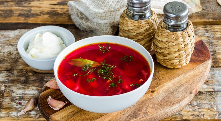 рецепты супов на мясном бульоне с фасолью