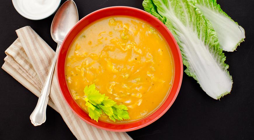 картофельный суп с капустой рецепт