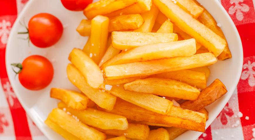 Найсмачніша картопля-фрі