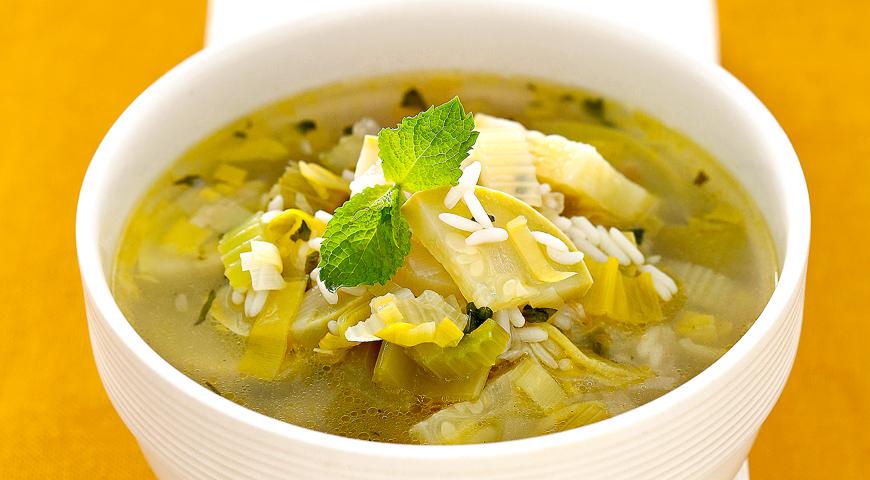 суп из тыквы с сельдереем рецепты приготовления