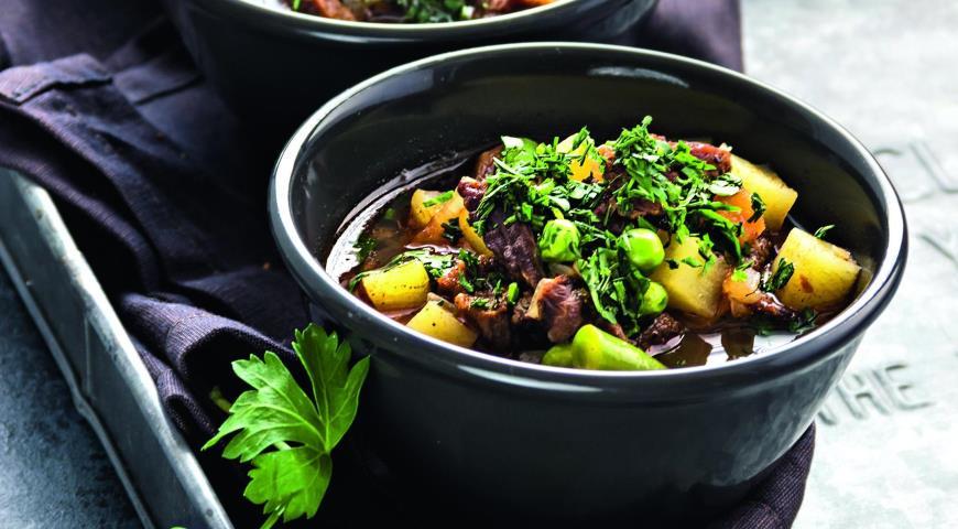 суп с фрикадельками и гречкой пошаговый рецепт