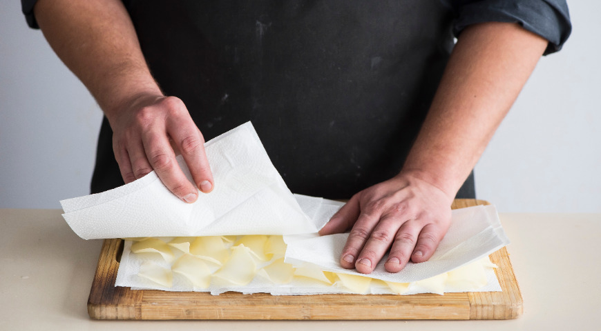 Грибы, запеченные в кокотнице, пошаговый рецепт с фото