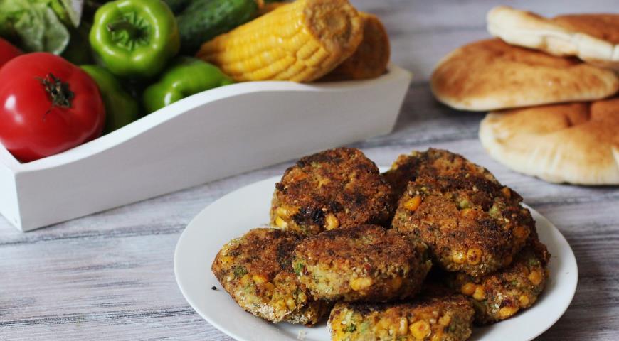 Овощные котлеты из брокколи рецепты 6