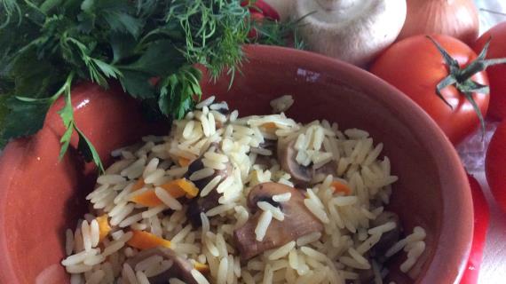 Как приготовить плов в казане из курицы пошаговый рецепт с
